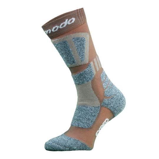 b568386808de Κάλτσες Ισοθερμικές Trekking STT Brown No 35-38 - COMODO MON-003 ...