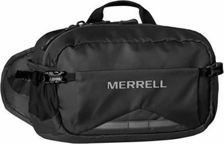 0e41c17c25 E-campi Τσαντάκι Μέσης Large Waistpack Crahen 2.0 Black - Merrell 24345
