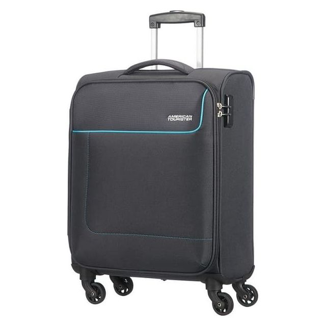 98bf7f3f9a Βαλίτσα Καμπίνας Funshine Spinner 55cm Ανθρακί Sparkling Graphite -  American Tourister 75507-2541